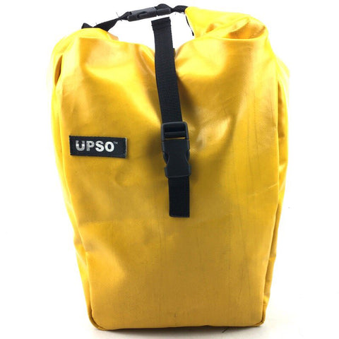 UPSO Potters Pannier Bag - Yellow AUSTRALIA