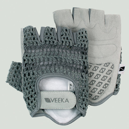 VEEKA - Rfltv Cycle Gloves AUSTRALIA