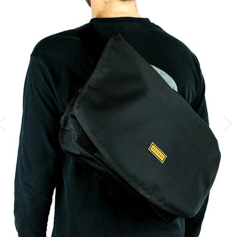 RESTRAP - Pack Messenger Bag - Black AUSTRALIA