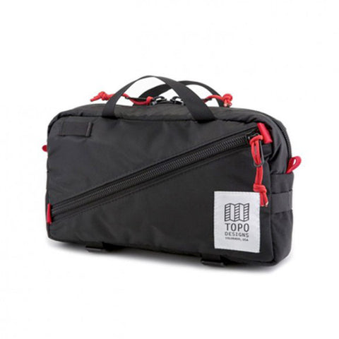 TOPO DESIGNS - Quick Pack - Black