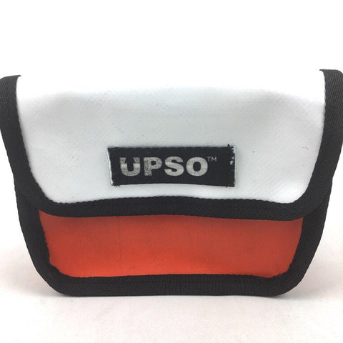 UPSO Washington Wallet - Orange AUSTRALIA