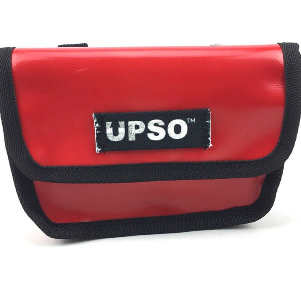 UPSO Washington Wallet - Red AUSTRALIA