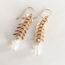 Zipper Earrings