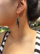 Austin Chain Dangle Earrings