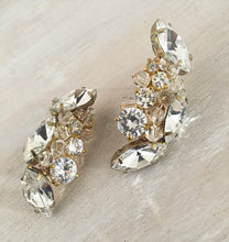 Cluster Stud Earrings - Jocelyn