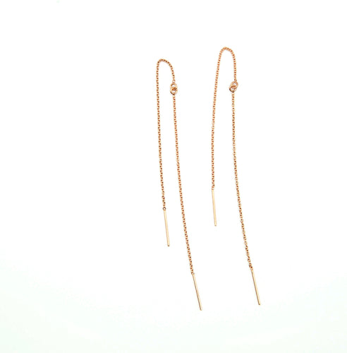 Classic Thread Earrings