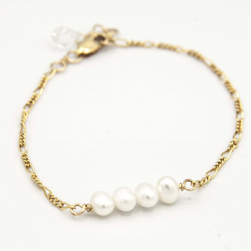 The Four Pearl Bracelet