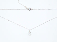 Ava Pearl Drop Necklace, hypoallergenic jewelry