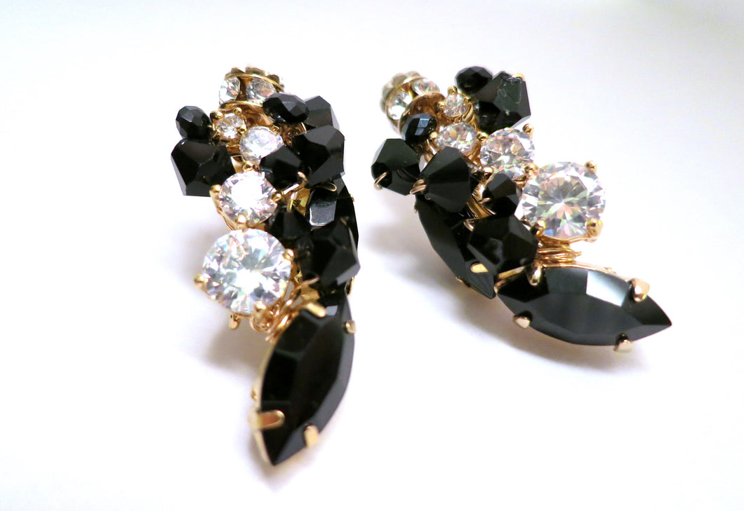 Cluster Stud Earrings - Krista
