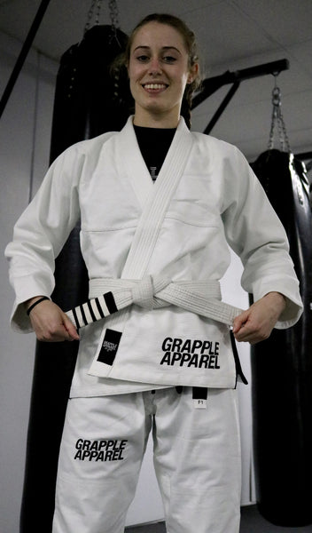 White Fundamentals Gi