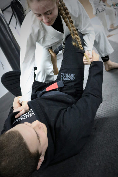 Black Fundamentals Gi (Male & Female)