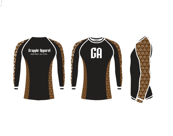 Ranked Rashguard