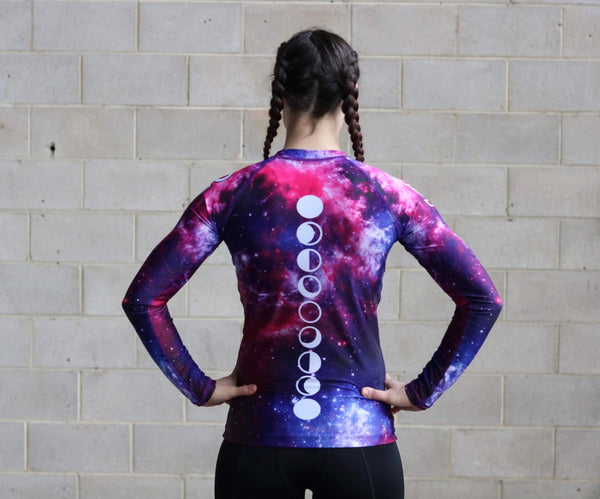 Galaxy V2 Rashguard - Female Cut