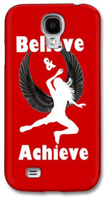 Believe and Achieve Phone Case