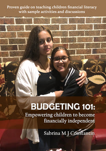 Budgeting 101 - Empowering Children to Become Financially Independent