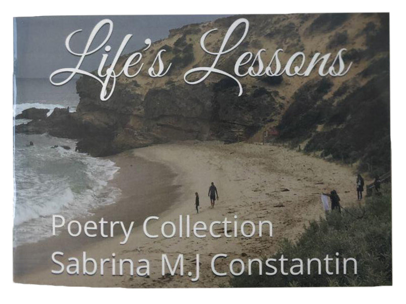 Life's Lessons Poetry Book