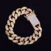 18mm Cuban Bracelet