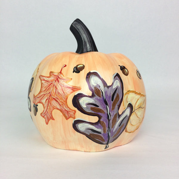 Give Thanks Special Edition 2020 Ceramic Pumpkin