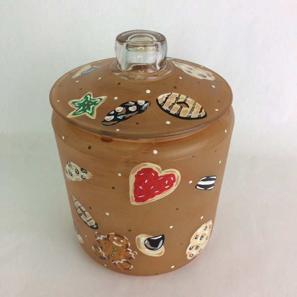 Custom Order Cookie Jar-Private Link