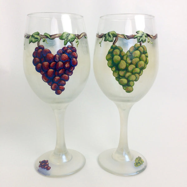 Wine Lover Wine Glass