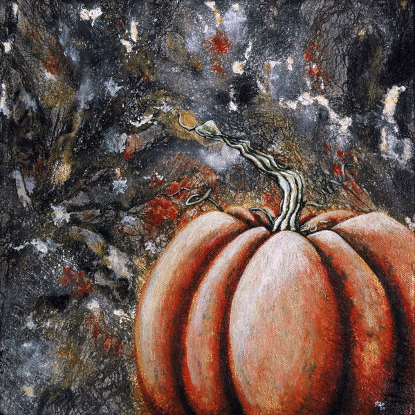 Pumpkin Original Painting