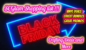 Top Crafting Must Haves this Holiday Season & Black Friday Deals