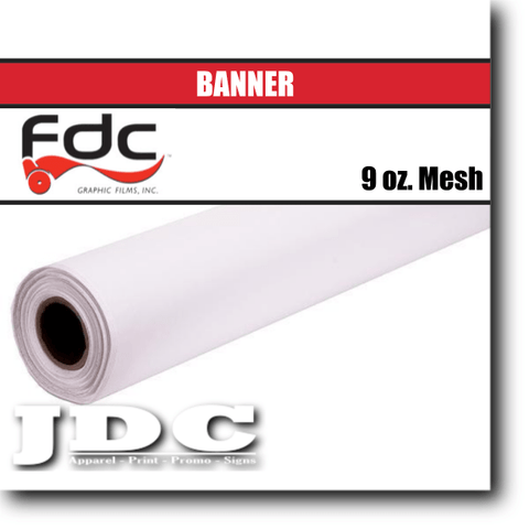 "FDC Direct 54"" Sign Supplies Banner Material 