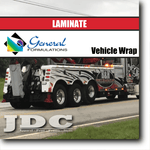 "General Formulations 54"" / (231) Gloss Sign Supplies Laminate 