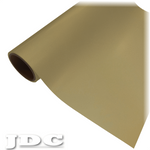 "JDC, LLC 20"" / (02) Gold Heat Transfer Vinyl HTV 
