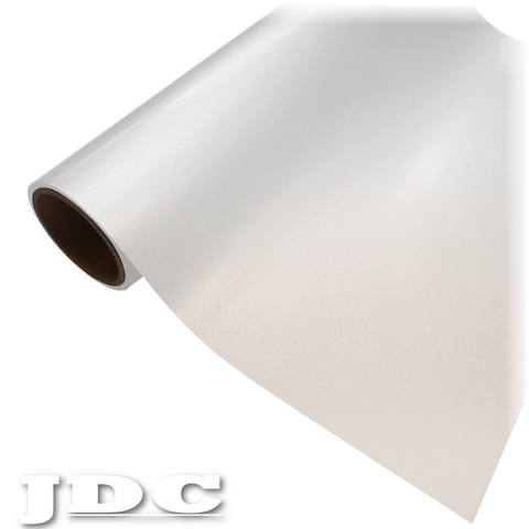 "JDC, LLC 20"" / (04) White Heat Transfer Vinyl HTV 