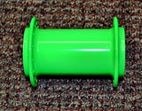 Neon Green Powder Coated Hubs