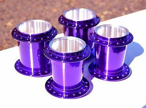 Transparent Candy Purple Powder Coating Paint - 5 LB Box - Powder Coating Paint