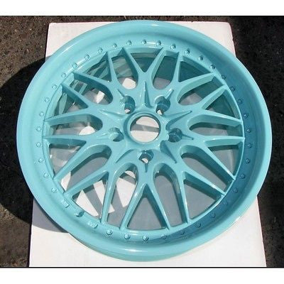 Tiffany's Blue Powder Coating Paint - 5 LB Box - Powder Coating Paint