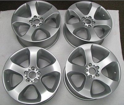 OEM Wheel Silver Powder Coating Paint 1 LB - Powder Coating Paint
