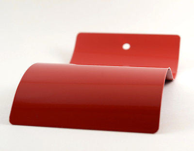 High Gloss Blood Red Powder Coating Paint