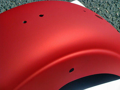 Matte Flat Clear Powder Coating