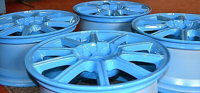 Light Blue Baby Blue Powder Coating Paint - 5 LB Box - Powder Coating Paint