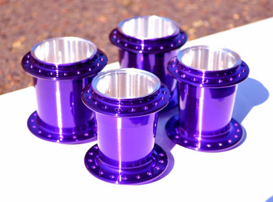 Transparent Candy Purple Powder Coating Paint 1 LB - Powder Coating Paint