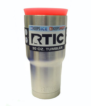 30 Ounce Tumbler Masking Plug for Yeti and RTIC - Plug and Cap Kits