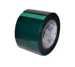 3 Inch x 72 yds - High Temperature Polyester Green Masking Tape - High Temp Tapes