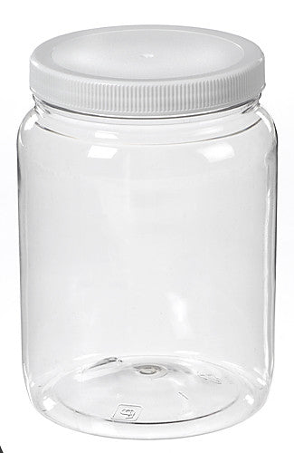 Powder Coating Storage Container Jar - 64 Ounce - Powder Coating Paint