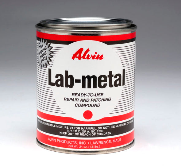Lab Metal Powder Coating Filler Repair Compound -