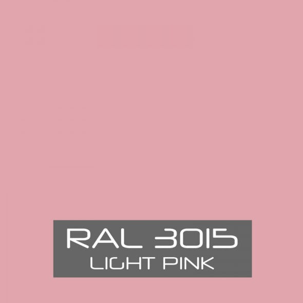 RAL 3015 Light Pink Powder Coating Paint 1 LB - Powder Coating Paint