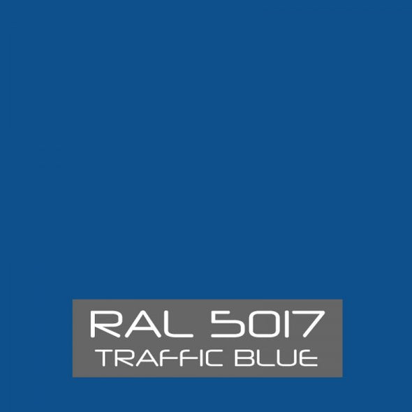 RAL 5017 Traffic Blue Powder Coating Paint 1 LB - Powder Coating Paint