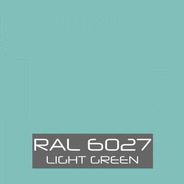 RAL 6027 Light Green Powder Coating Paint 1 LB - Powder Coating Paint