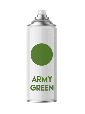 Army Green GN264 Aerosol Touch Up Spray Paint