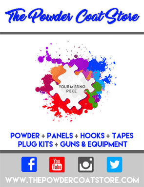 Powder Coating Color Chart -