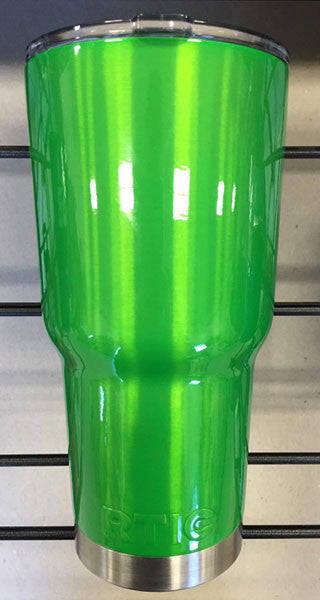 Transparent Candy Lime Green Powder Coating Paint 1 Lb