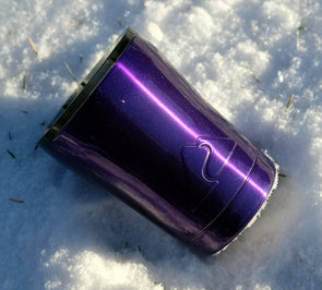 Candy Purple Metallic Sparkle Powder Coating Paint 1 LB - Powder Coating Paint