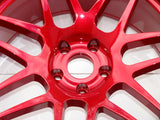 Candy Red Powder Coating Paint
